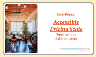 Click here for accessible pricing scale