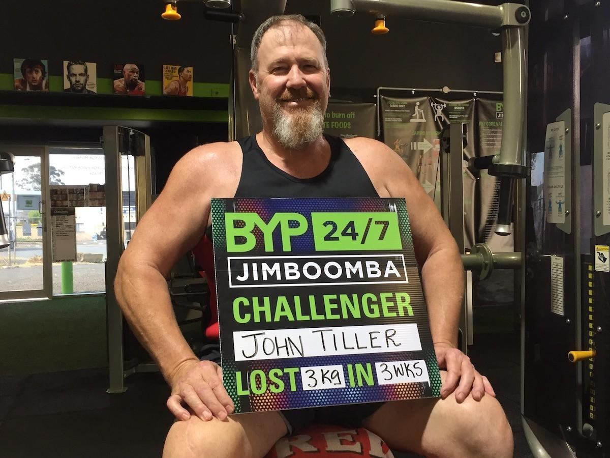 Group challenges at 24/7 gym Jimboomba