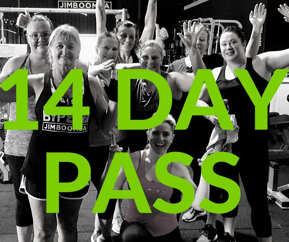 14 day trial pass at BYP 24/7 Gym Jimboomba