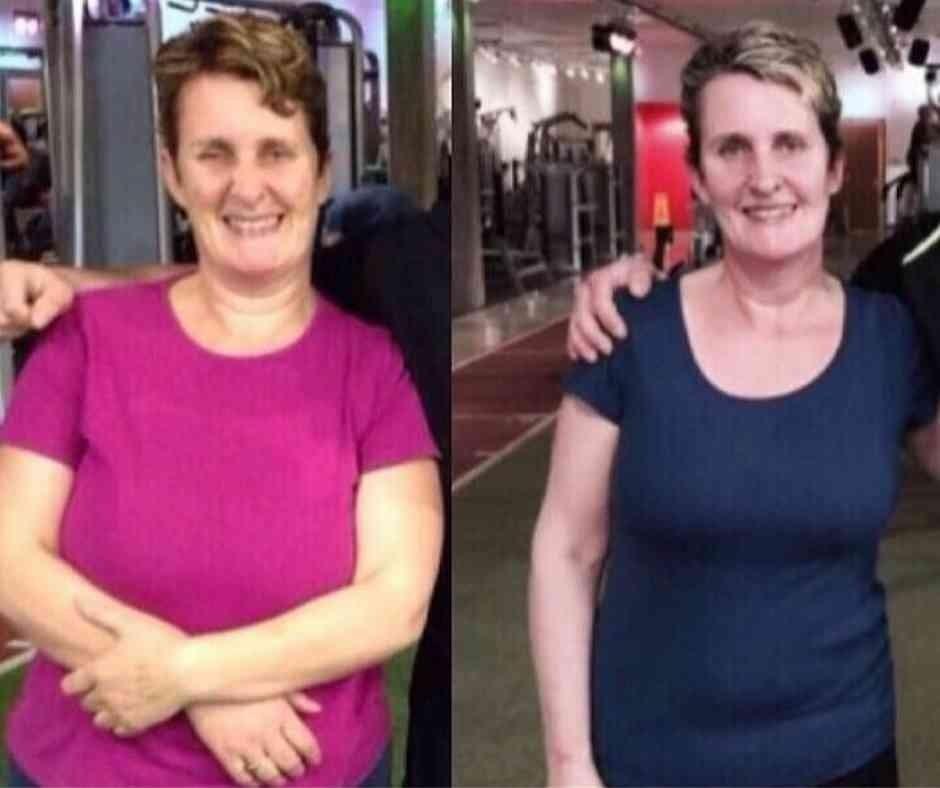 Julie's Transformation