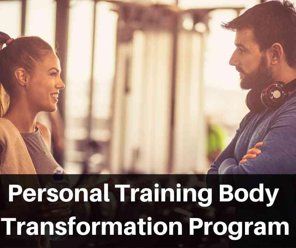 Personal training Sheffield
