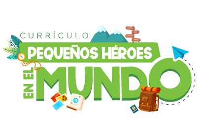 Logo Pequeños Héroes en el Mundo