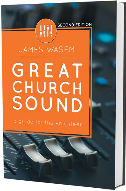 Great Church Sound book, second edition