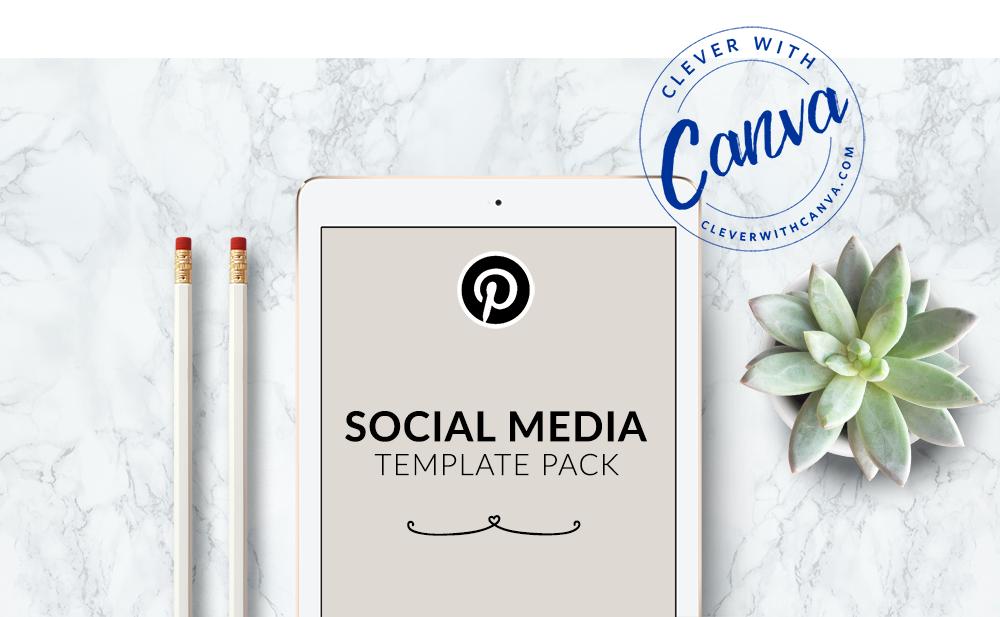 Social Media Template Pack - Mediatemplate