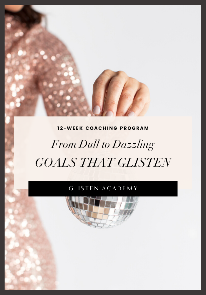 From Dull to Dazzling Lesson #9