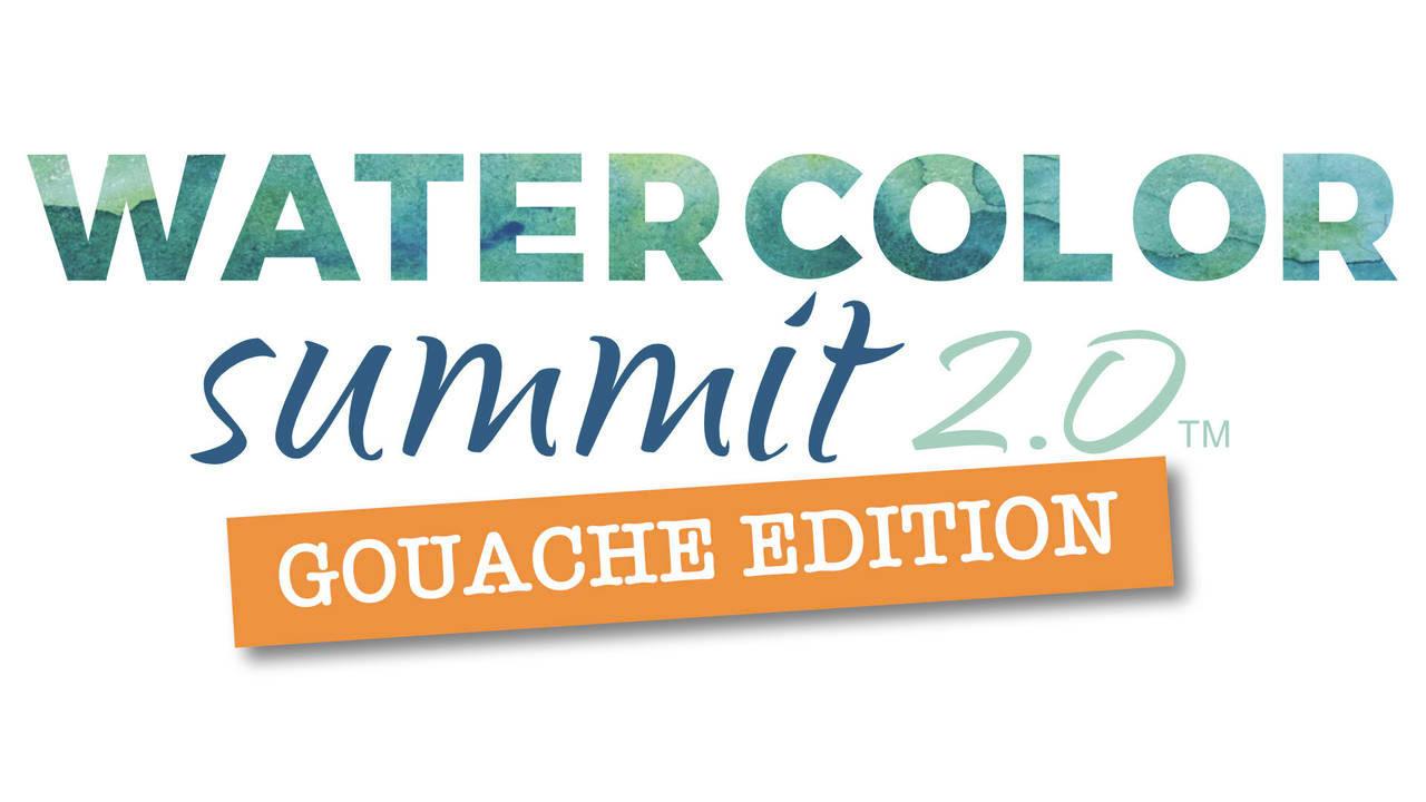 Watercolor Suummit 2.0: Gouache Edition