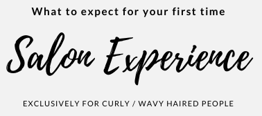 What to expect for your first time salon experience at The Curl Cultivator