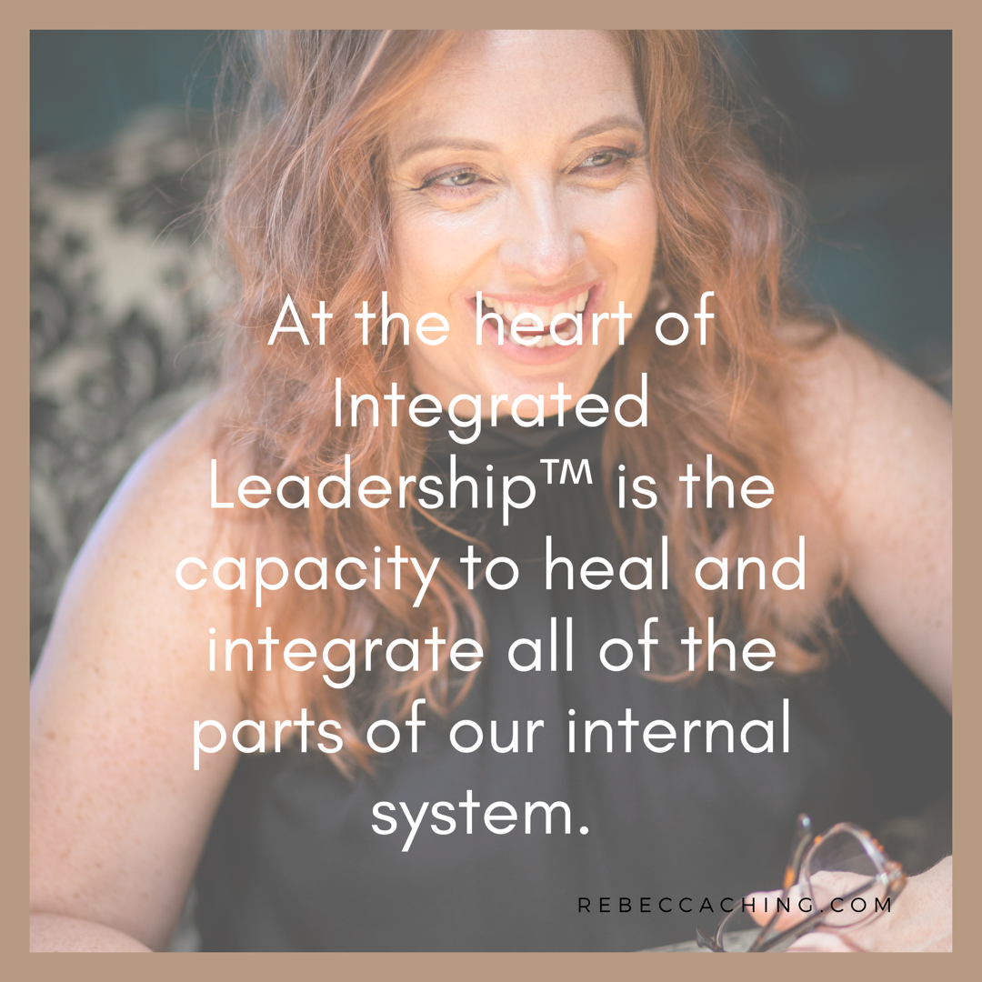 Integrated Leadership™ | Rebecca Ching