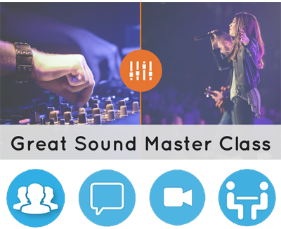 Greeat Church Sound Video Training
