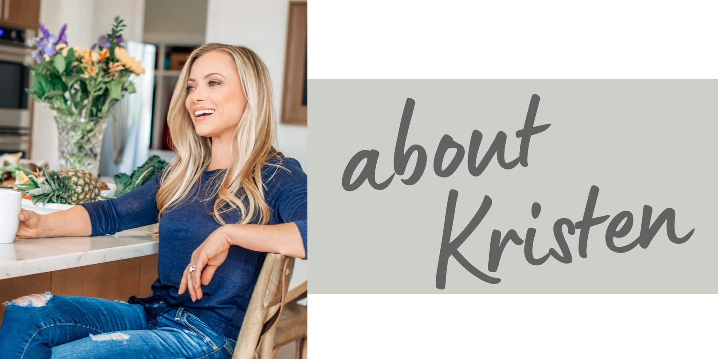 Kristen Blake is an integrative, holistic nutritionist committed to individual healing.