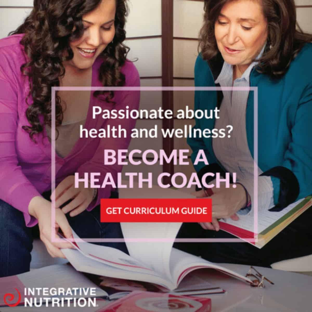 Learn about becoming an integrated health and wellness coach.