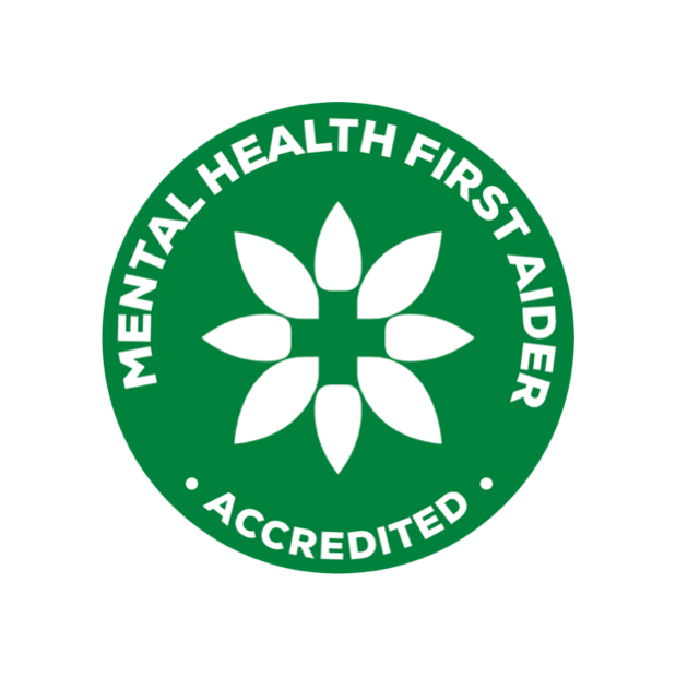 Mental Health First Aid Accredited