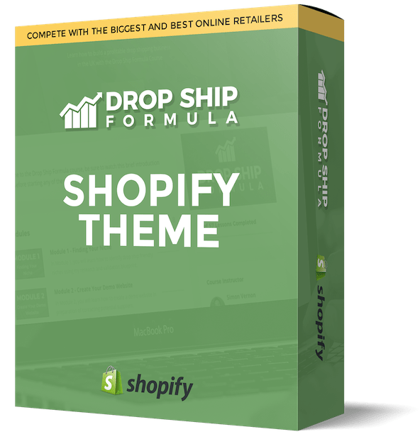 Drop Ship Formula Shopify Theme