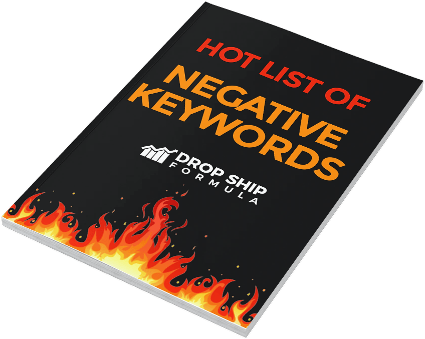 Hot UK negative keywords for google and bing ads