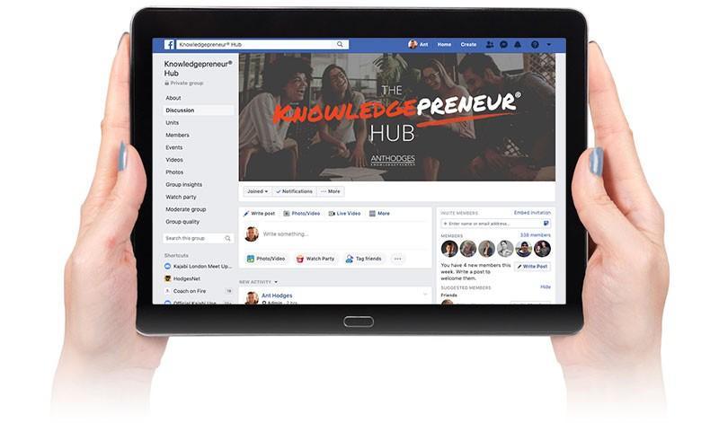 Knowledgepreneur Hub