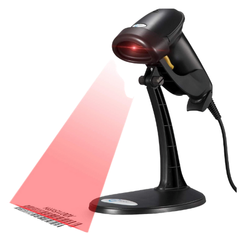 Esky USB Automatic Barcode Scanner