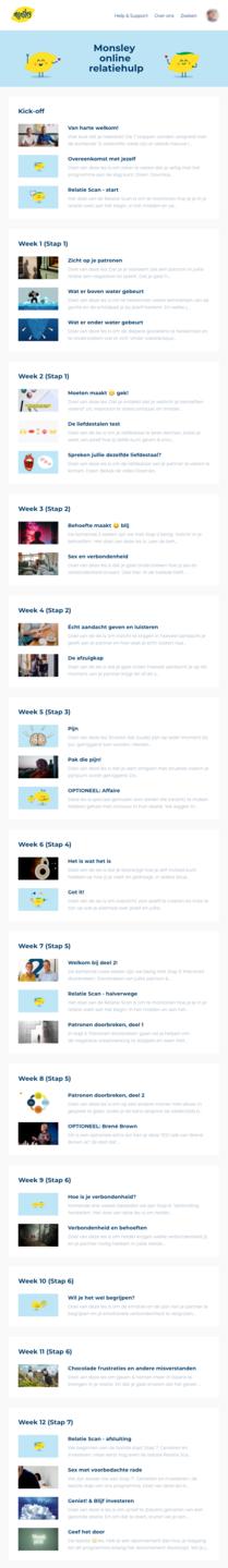 De 7 stappen naar liefde en verbinding