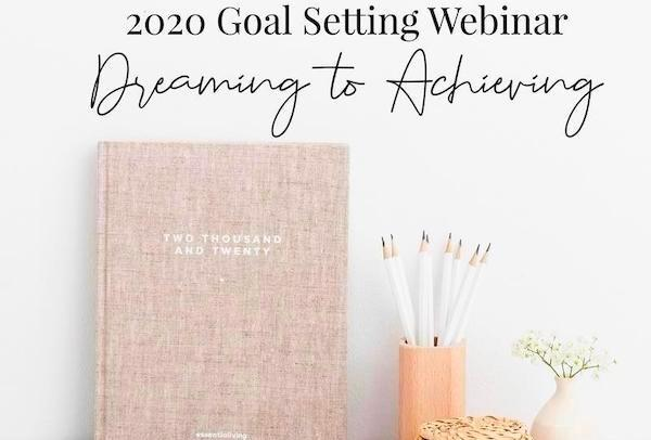 goal journal