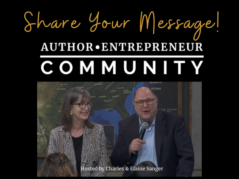 Author Entrepreneur Community