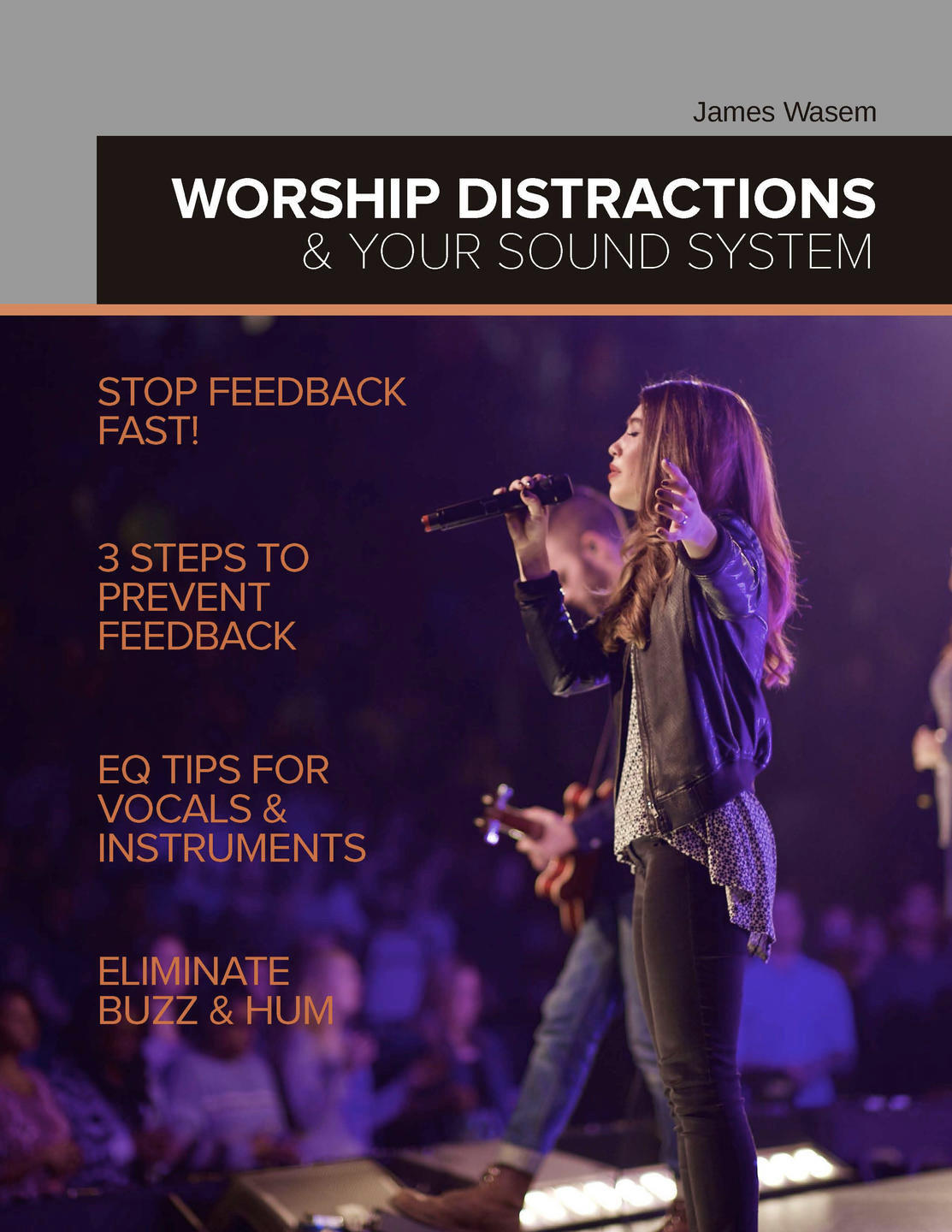 Worship Distractions & Your Sound System free guide from Great Church Sound