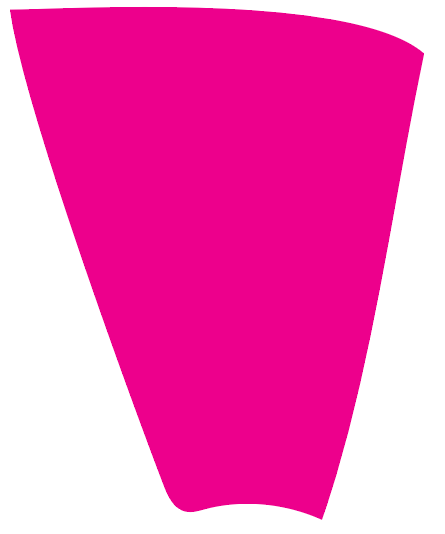 Pink color swatch