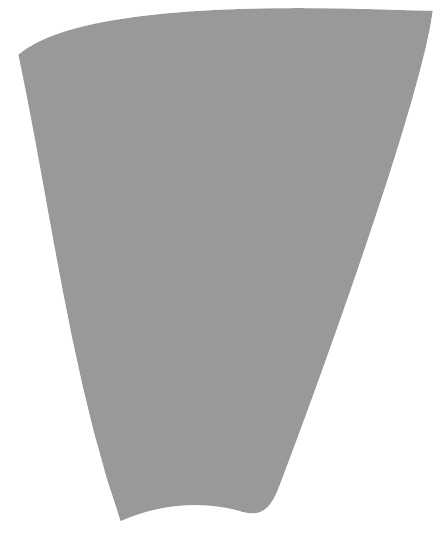 Gray color swatch