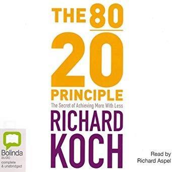 80 20 Principle Inspirational Books For Entrepreneurs