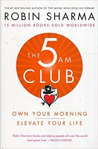 5am Club motivational books for entrepreneurs