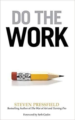 Do the work Inspirational Books For Entrepreneurs