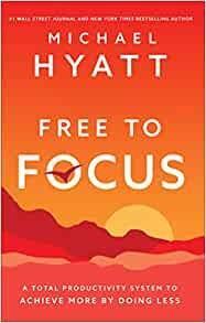 Free to focus Inspirational Books For Entrepreneurs