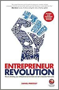 Entrepreneur Revolution Inspirational Books For Entrepreneurs