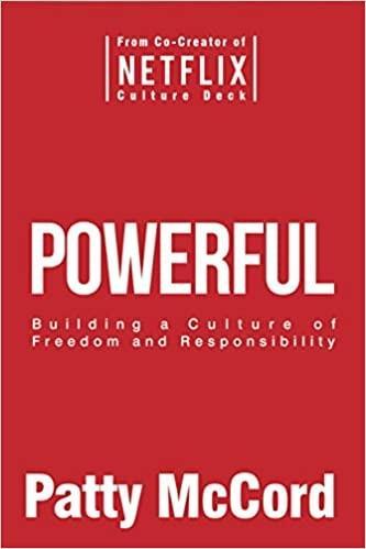 Powerful - Inspirational Books For Entrepreneurs
