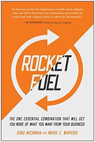 Rocket Fuel Inspirational Books For Entrepreneurs