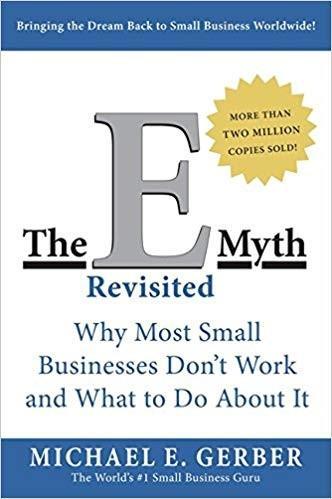 The Emyth Inspirational Books For Entrepreneurs