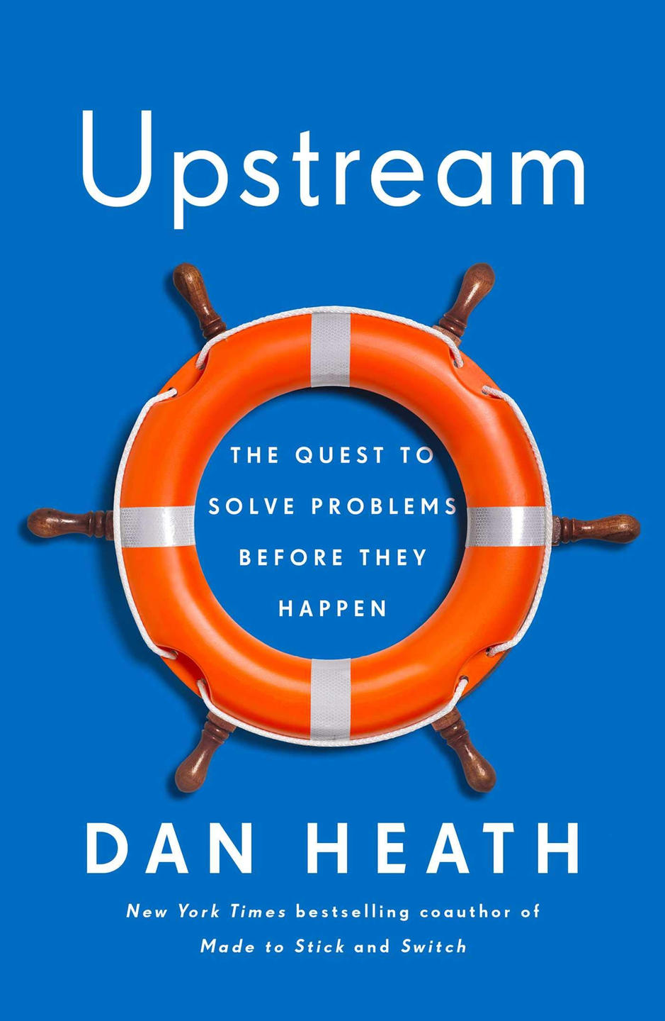 Upstream book