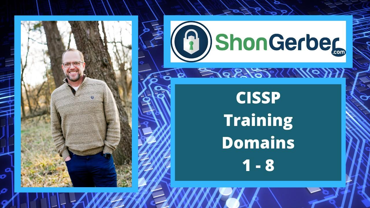 CISSP Training and Study!