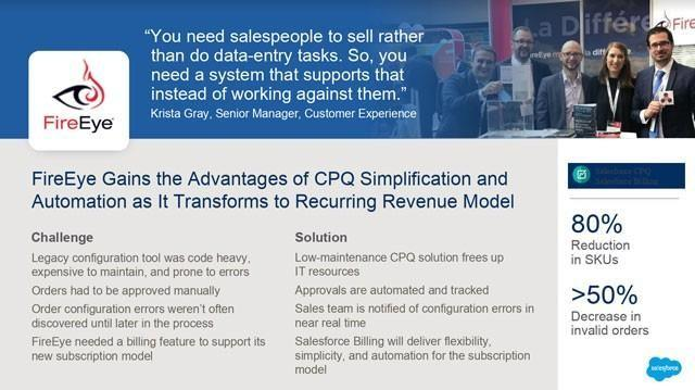 Salesforce Slide
