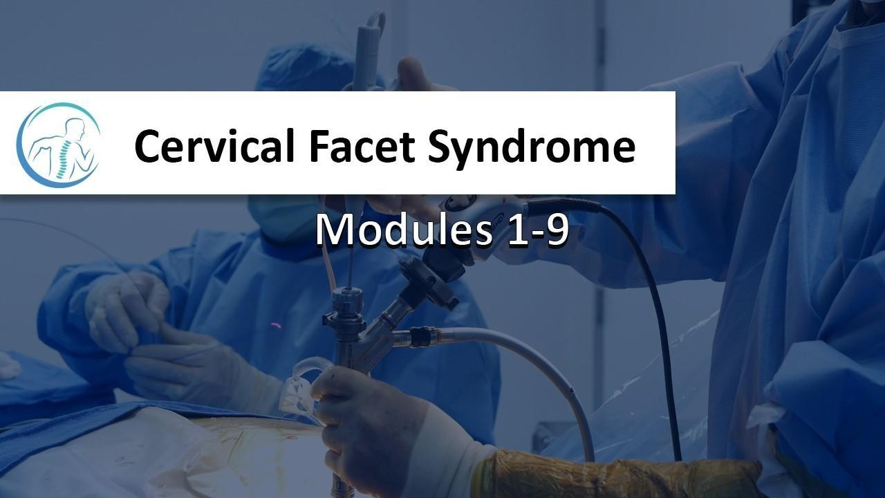 Cervical Facet Course Store