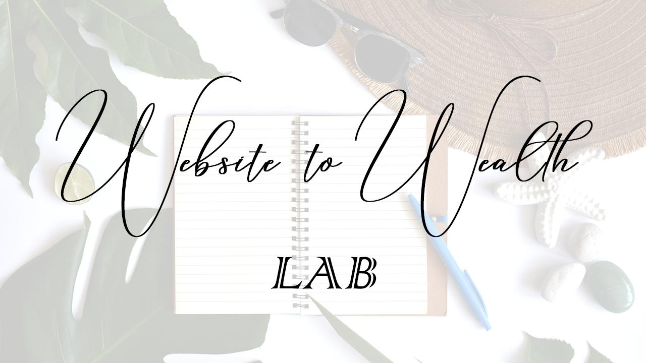 Website to Wealth Lab Logo