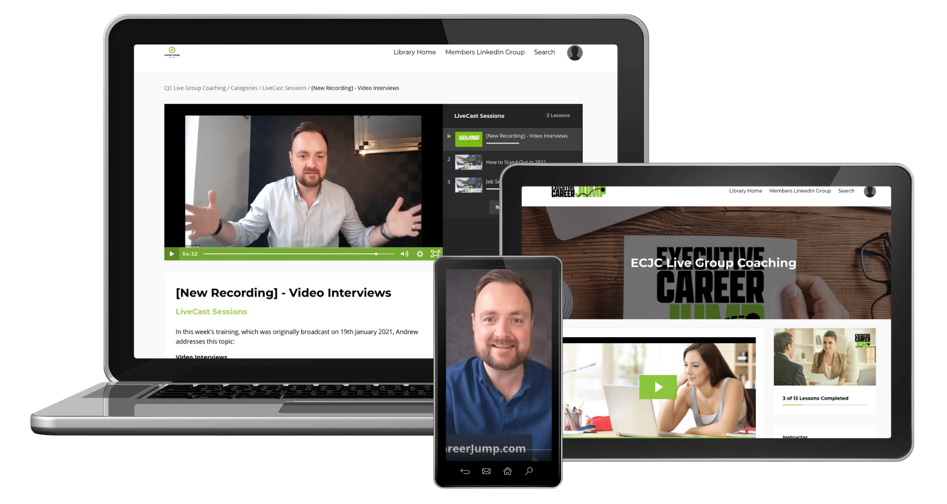 Free Video Training Series For Job Seekers