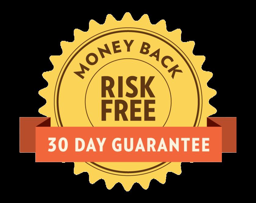 30 Days Guarantee
