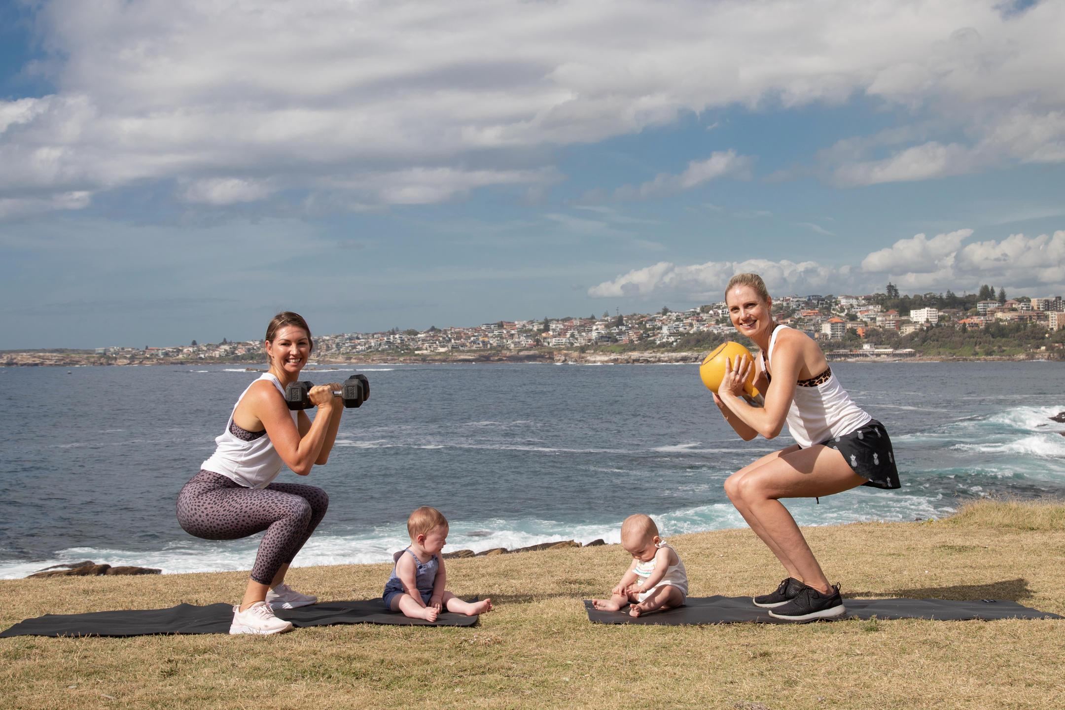 Postnatal Exercise, Postpartum Exercise, Postnatal Fitness, Postpartum Fitness, Empowered MOtherhood Program