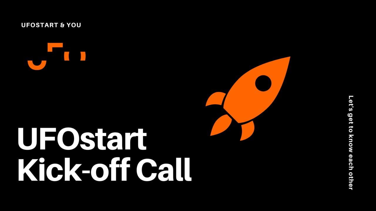 UFOstart Free Consulting Call
