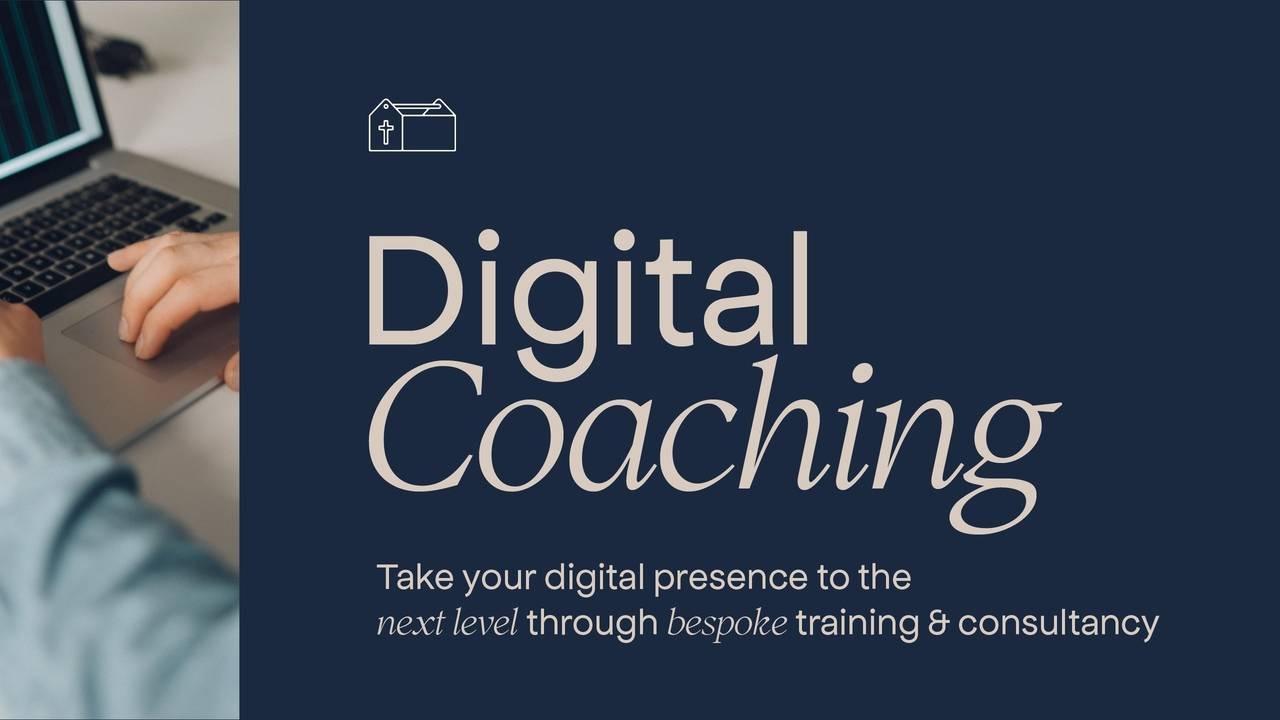 Digital Church Accelerator Coaching Program