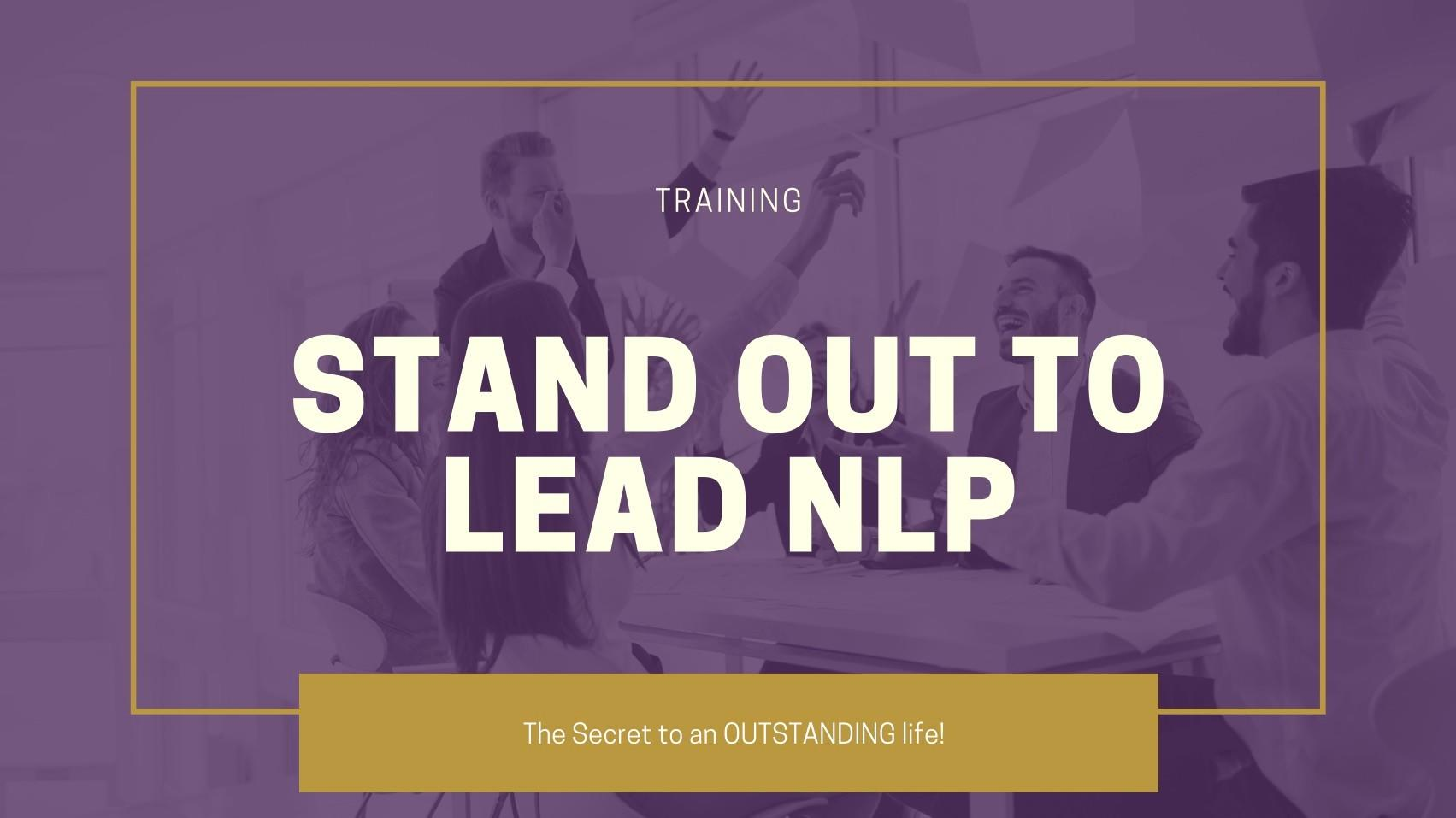 stand out to lead nlp