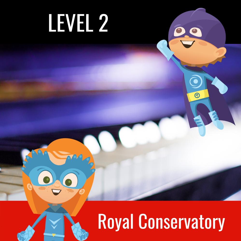 Royal Conservatory Level 2