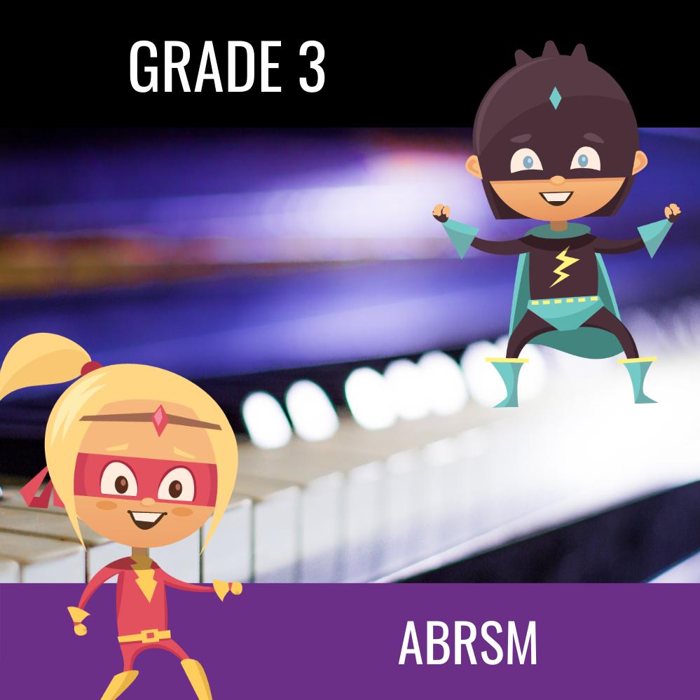 ABRSM Grade 3