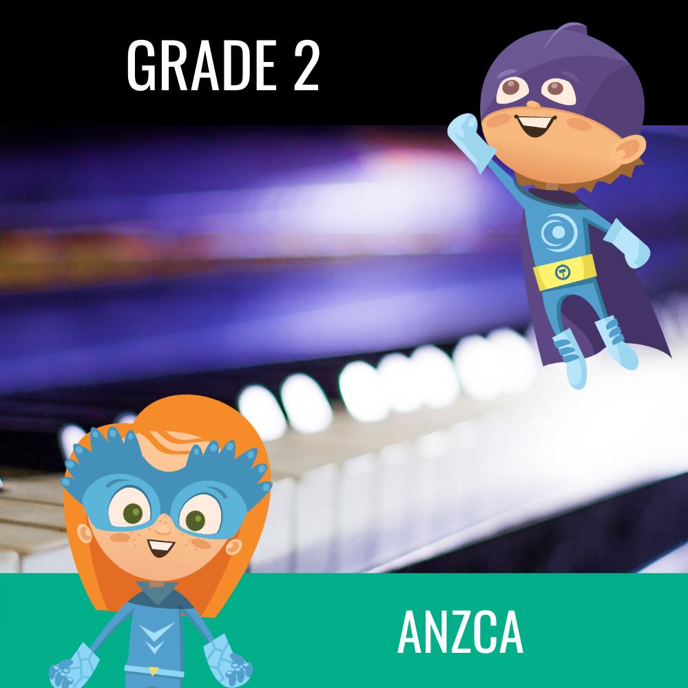 ANZCA Grade 2