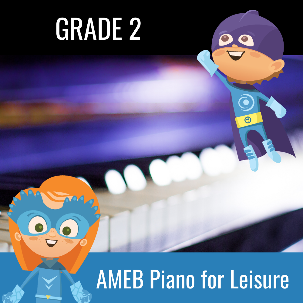 AMEB Piano For Leisure Grade 2