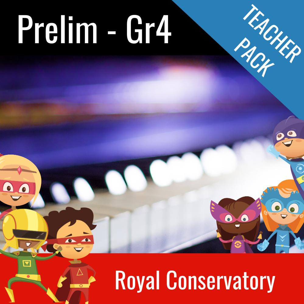 Royal Conservatory Teacher Pack